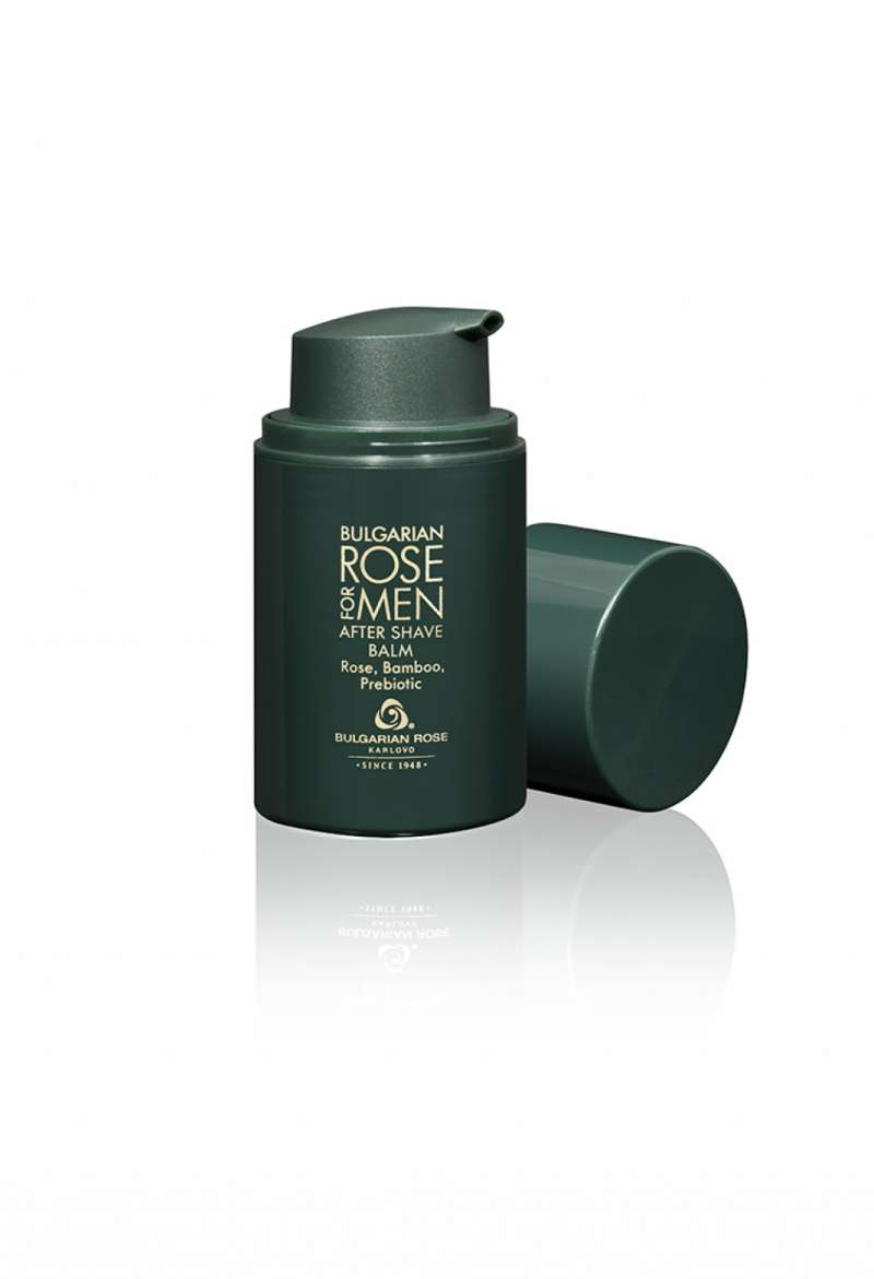 Bulgarian Rose For Men   AFTER SHAVE BALM 50ml